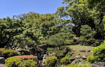 勝二之丸庭園3