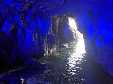 青の洞窟(3)