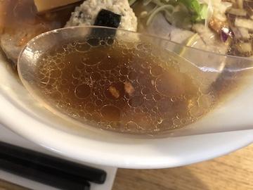 名古屋コーチン醤油ラーメン(4)