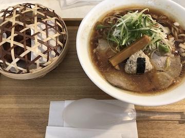 名古屋コーチン醤油ラーメン(1)