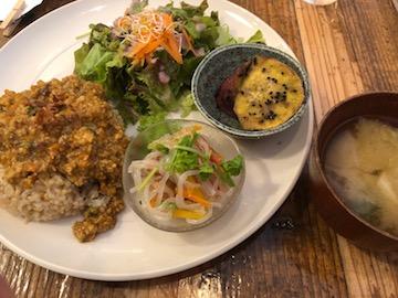 澤さんちの玄米カレー(1)