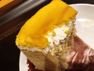 スイートポテトのシフォンケーキ(2)