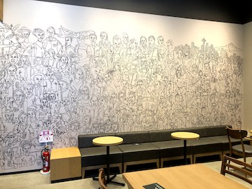壁のデザイン