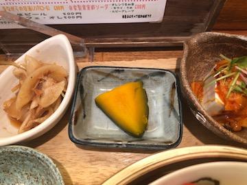 温野菜サラダランチ(4)