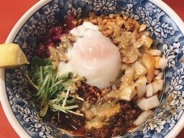 濃厚坦々麺(1)
