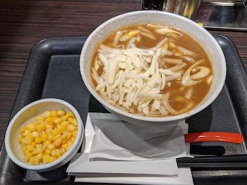 チーズとコーン(1)