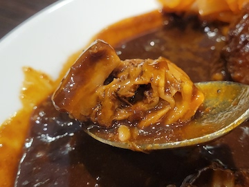 クリームコロッケ(牛肉)