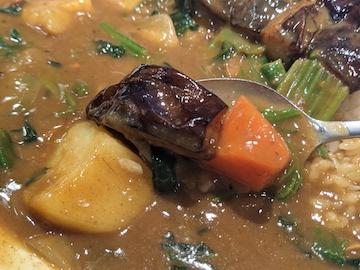 野菜三昧カレー(2)