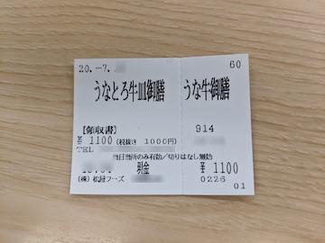 うなとろ牛皿御膳(1)