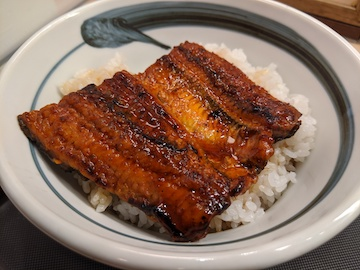 松のやのうな丼(5)