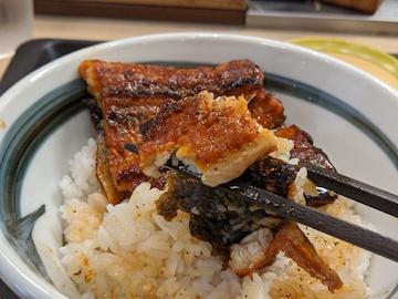 松のやのうな丼(6)