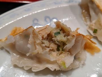 焼餃子・支那そば定食(12)