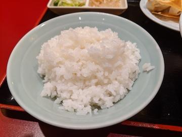 焼餃子・支那そば定食(3)