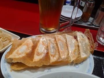 焼餃子・支那そば定食(5)