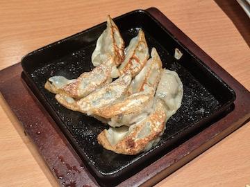 焼餃子(1)