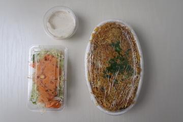 チキンビリヤニー(1)
