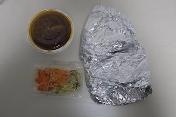 チキンとひよこ豆の料理(2)