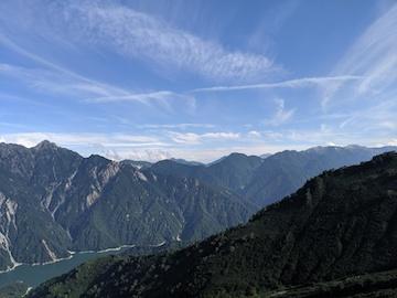 大観峰の屋上からの景色(2)
