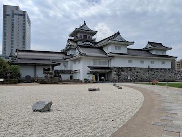 富山城(1)