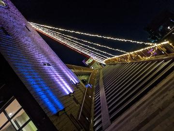 富岩運河環水公園の夜(7)