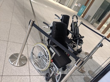 車椅子・ベビーカー