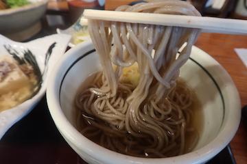 けやきランチ(そば)