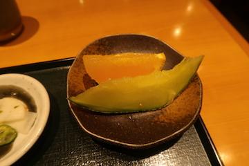 カツ重ざるうどんセット(2)