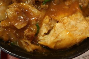 豚丼カレー(4)