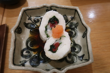 長芋巻き(1)