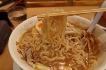 肉みそ担々麺(3)
