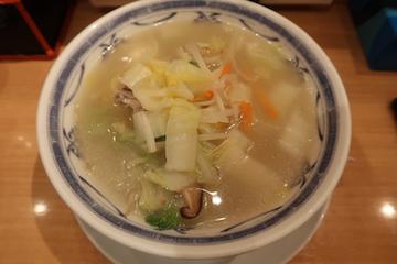 五目中華そば(1)