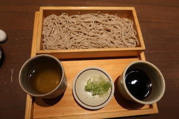 せいろ蕎麦(1)