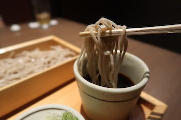 せいろ蕎麦(2)
