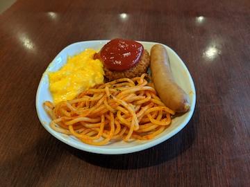 和洋朝食バイキング(11)