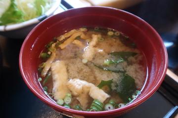 富山ブラックソースカツ丼(2)