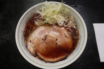 ねぎラーメン(1)