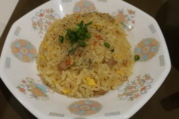 半炒飯(1)