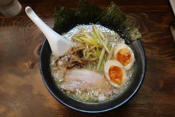ネギ煮卵らーめん(1)