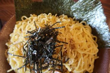 特製つけ麺(2)
