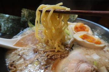 ネギ煮卵らーめん(3)