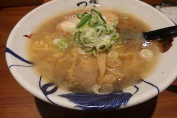 醤油中華そば(1)