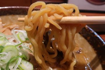 味噌ラーメン(3)