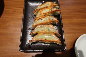 つくし特製餃子(1)