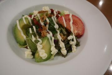 フレッシュアボガドのサラダ