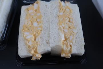 自家製玉子サンド(1)