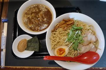 魚介つけ麺(1)