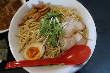魚介つけ麺(4) class=