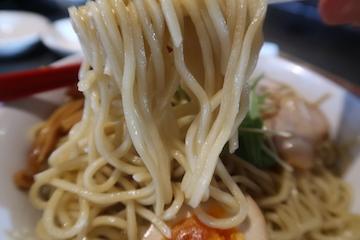 魚介つけ麺(5)