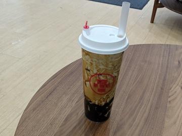北海道牛乳タピオカ(2)