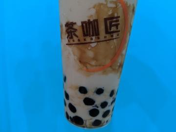 北海道牛乳タピオカ(4)